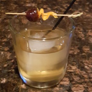 Create your own Old Fashioned